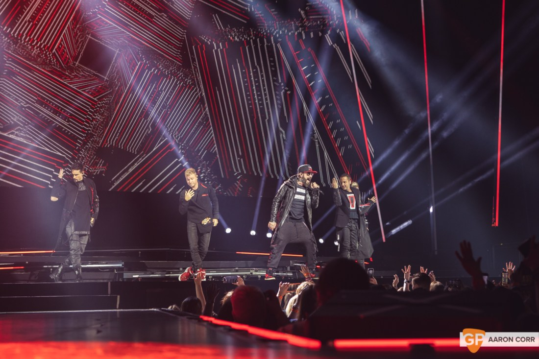 Backstreet Boys at 3Arena on 11-Jun-2019 by Aaron Corr-5555