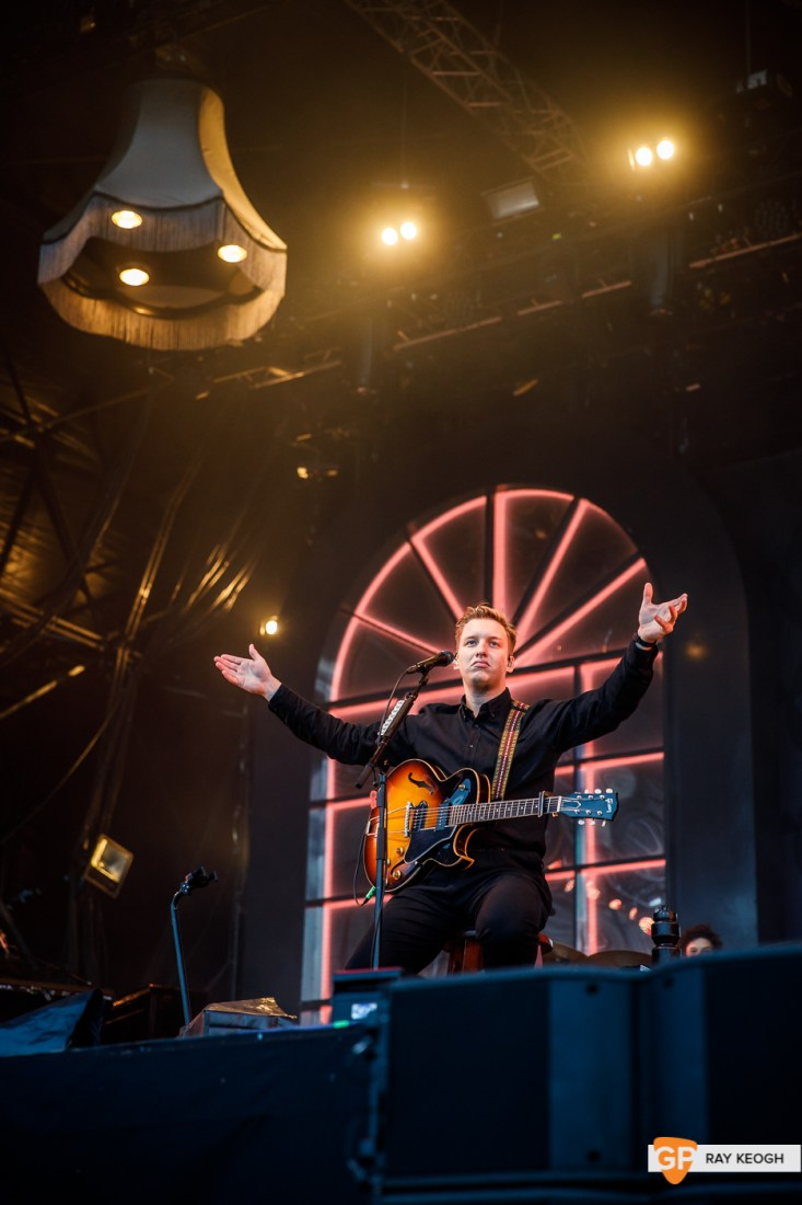 George Ezra – Malahide Castle – Photo by Ray Keogh