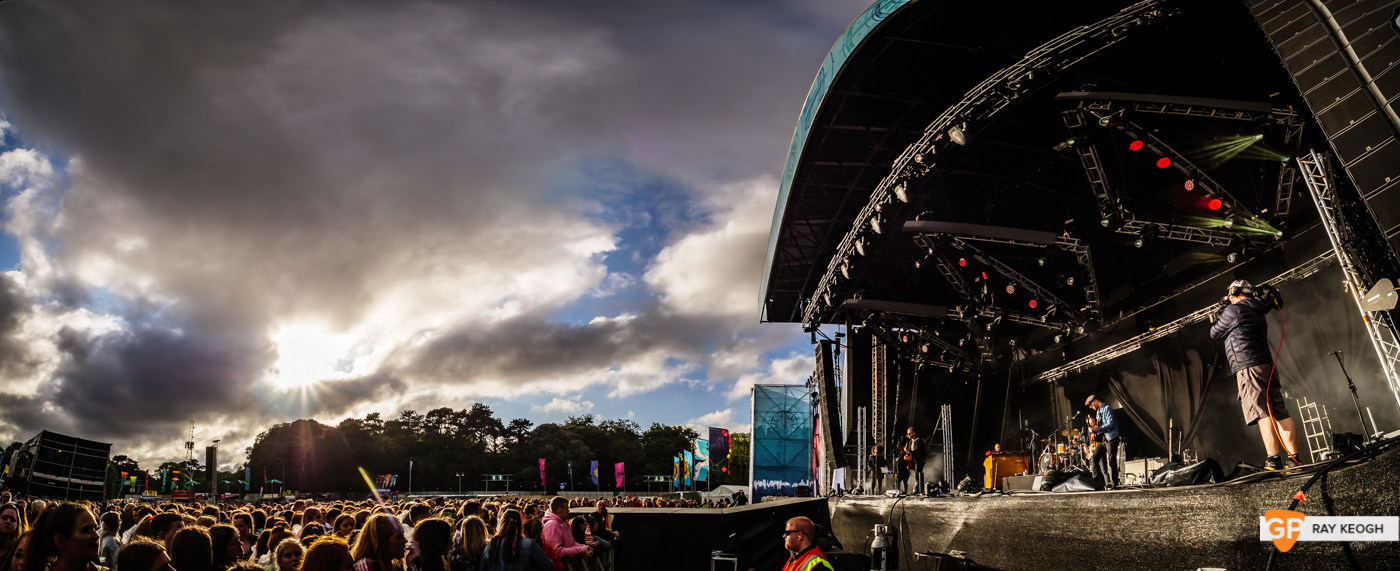Kodaline – St Annes Park – Photo by Ray Keogh