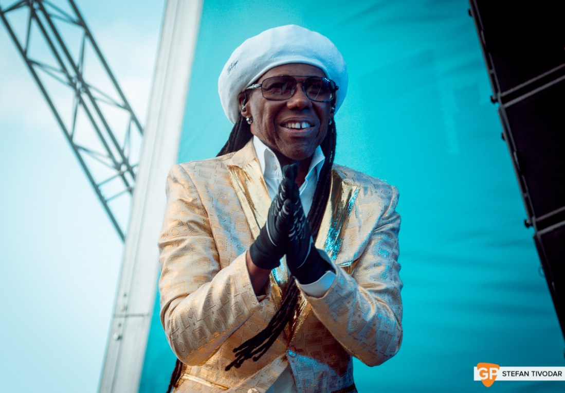 Nile Rodgers & Chic ST Anne's 2 July 2019 Tivodar 3