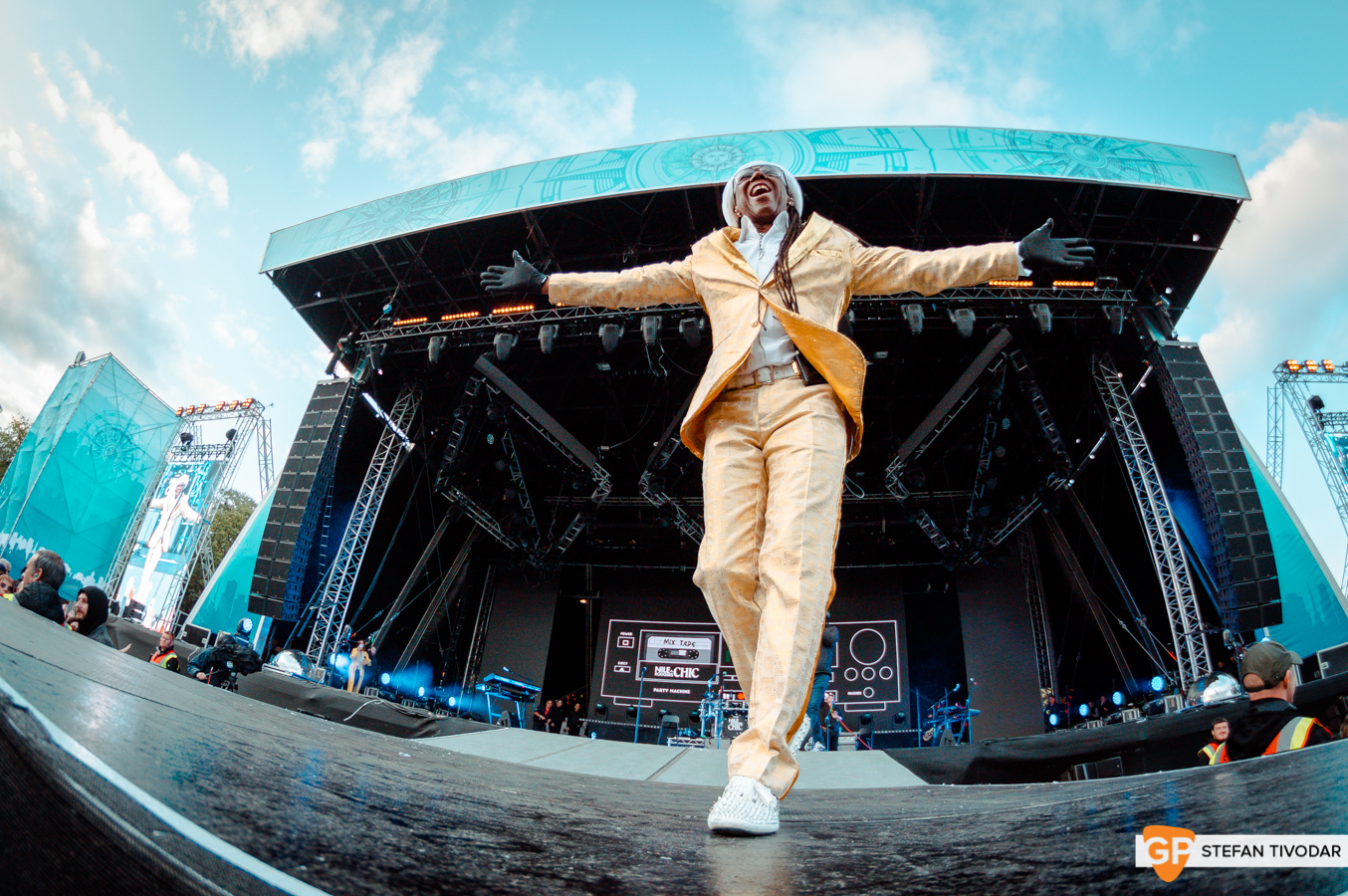 Nile Rodgers & Chic ST Anne's 2 July 2019 Tivodar 4