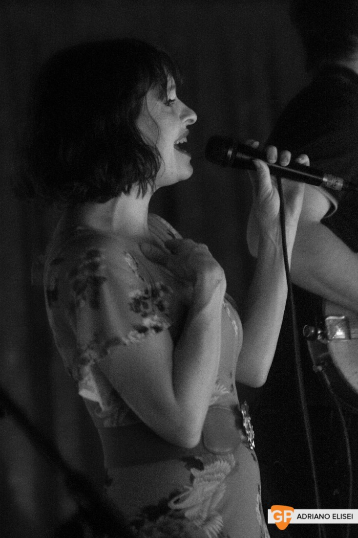 Skinny Lister at The Academy (13)