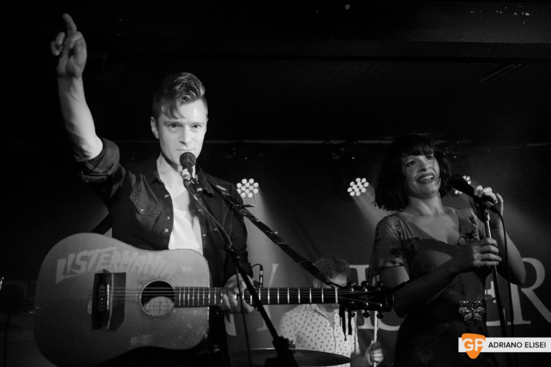 Skinny Lister at The Academy (22)