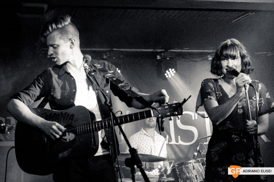Skinny Lister at The Academy (23)