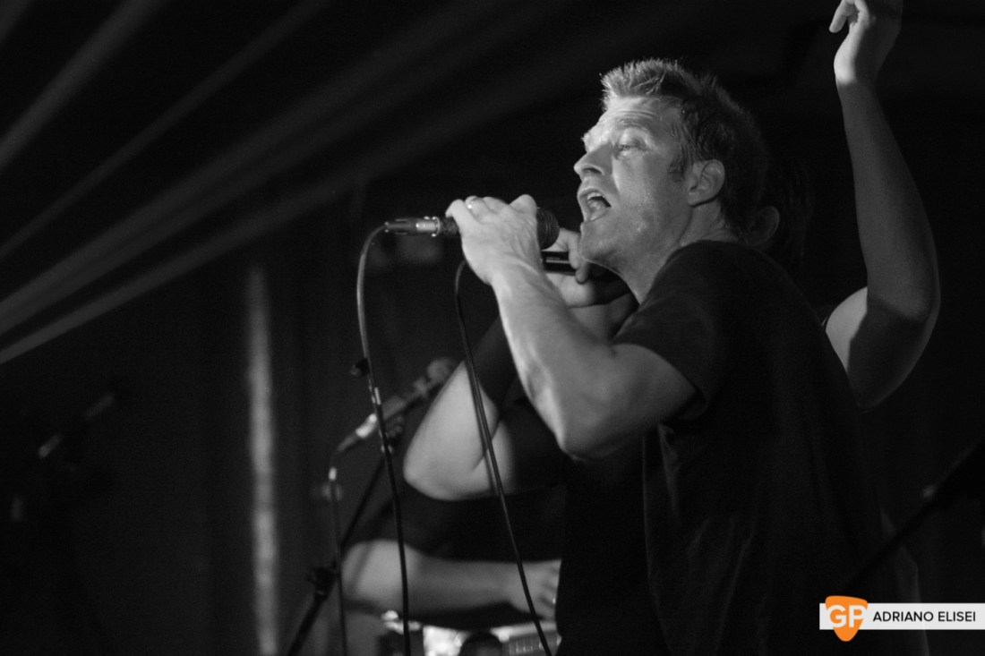 Skinny Lister at The Academy (41)