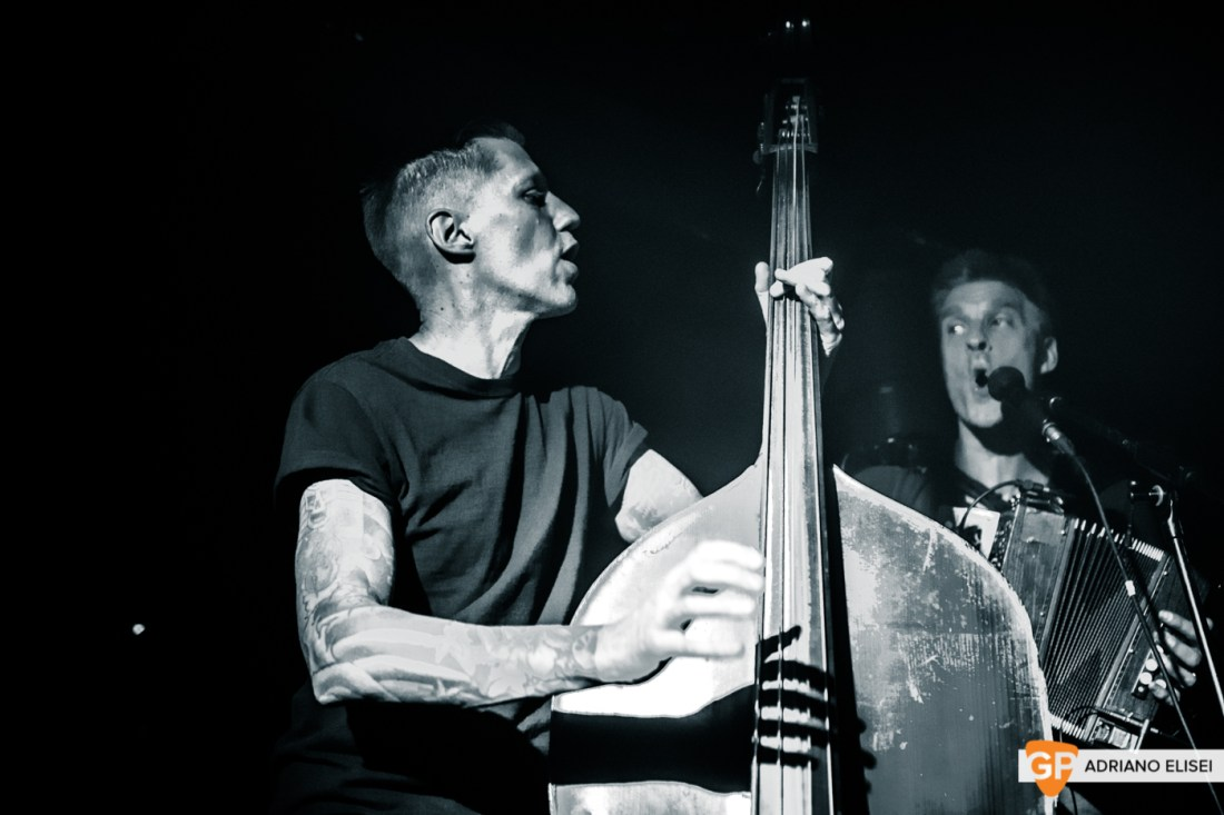 Skinny Lister at The Academy (5)