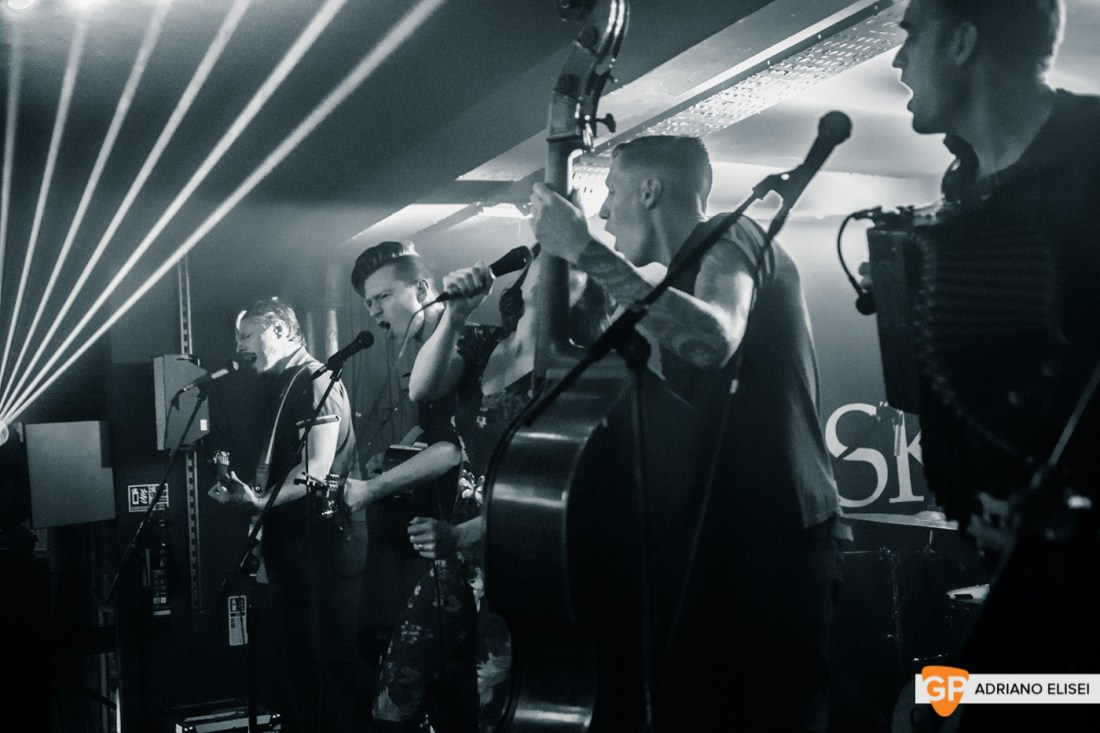 Skinny Lister at The Academy (6)