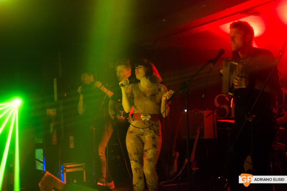 Skinny Lister at The Academy (9)