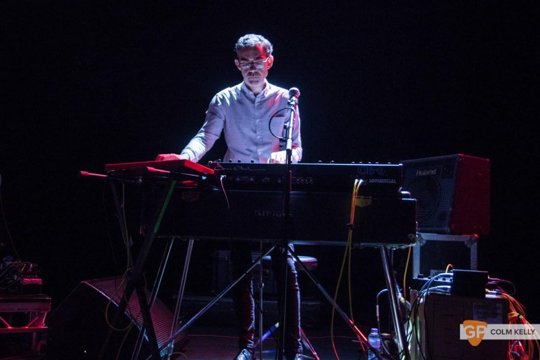 Stereolab at Vicar Street by Colm Kelly-93