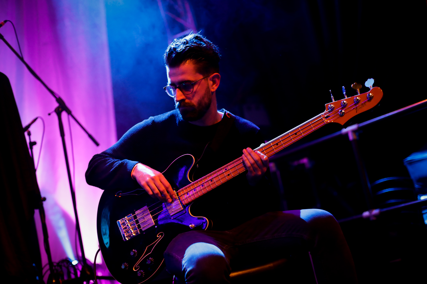 Tandem Felix at The Button Factory on 16 June 2019 by Yan Bourke