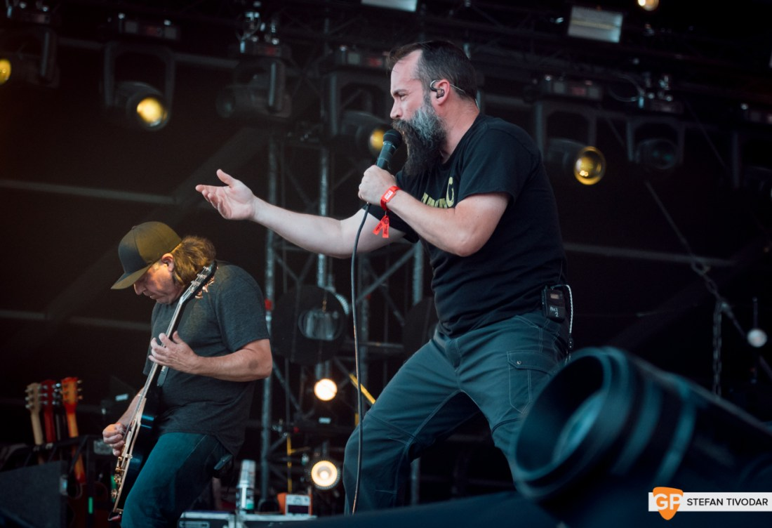 Clutch Hellfest Day 3 2