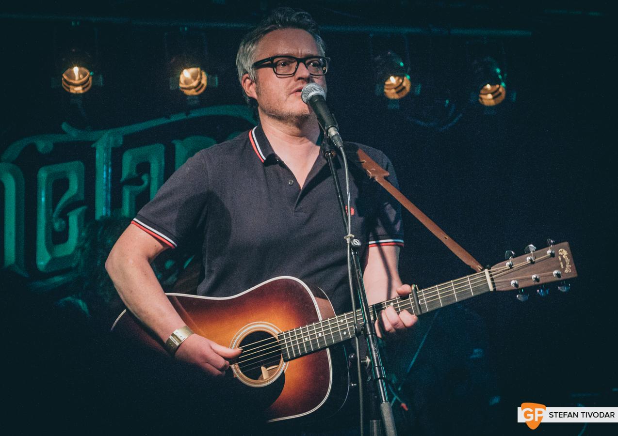 Dave McGuiness A night for Joe Whelans July 2019 Tivodar