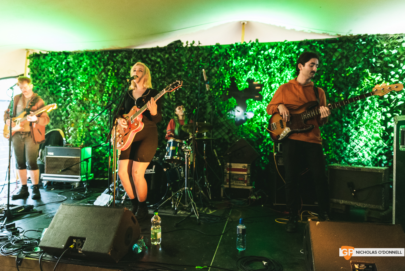 Elizabeth Moen performing on the Unfiltered stage at KnockanStockan 19. Photos by Nicholas O_Donell. (5 of 6)