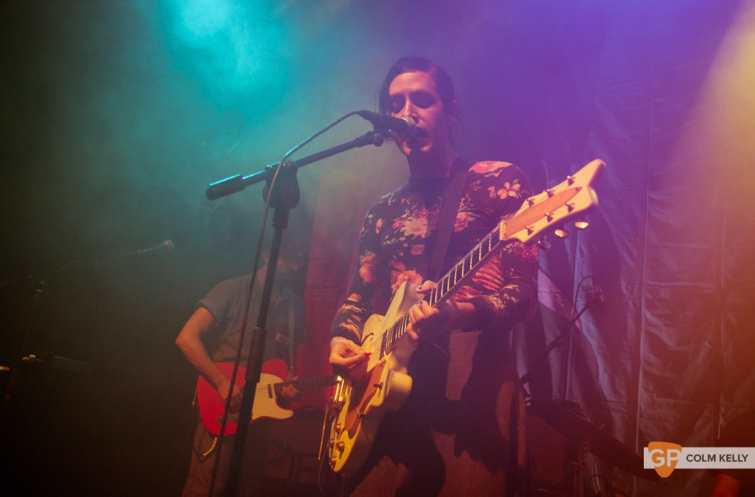 Ezra Furman at The Button Factory, Dublin by Colm Kelly-40