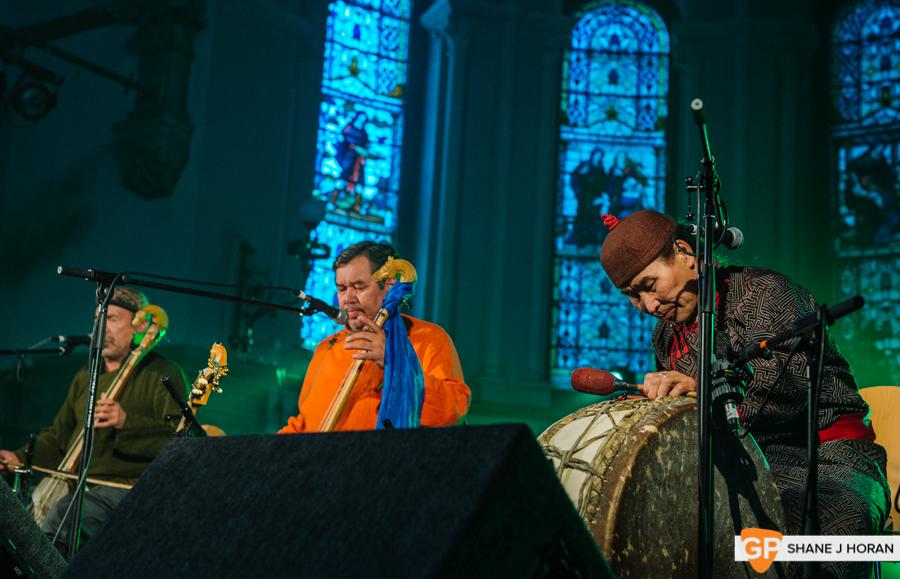 Huun Huur Tu, Live at St Lukes, Shane J Horan, 20-7-19-11