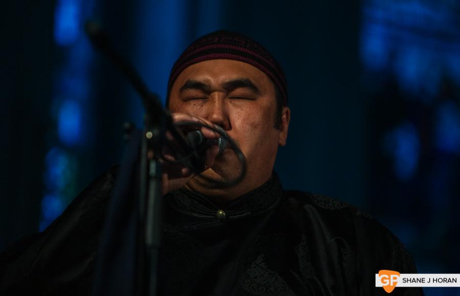 Huun Huur Tu, Live at St Lukes, Shane J Horan, 20-7-19-19