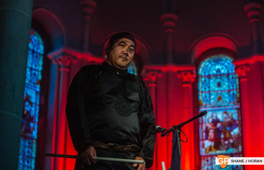 Huun Huur Tu, Live at St Lukes, Shane J Horan, 20-7-19-4