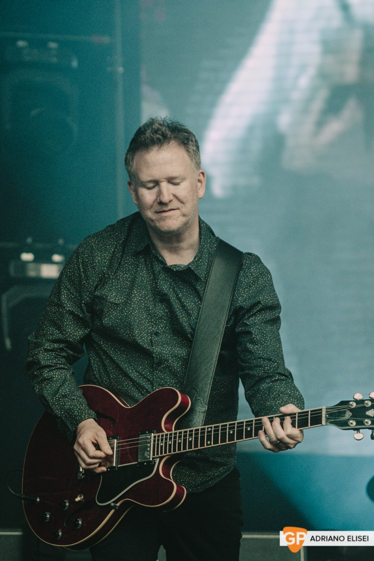 New Order at Trinity College Summer Series(5)