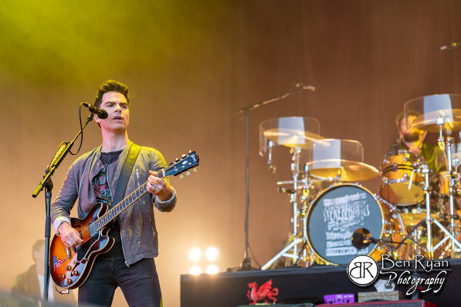 Stereophonics – Trinity College (17 of 30) – Photo- Ben Ryan