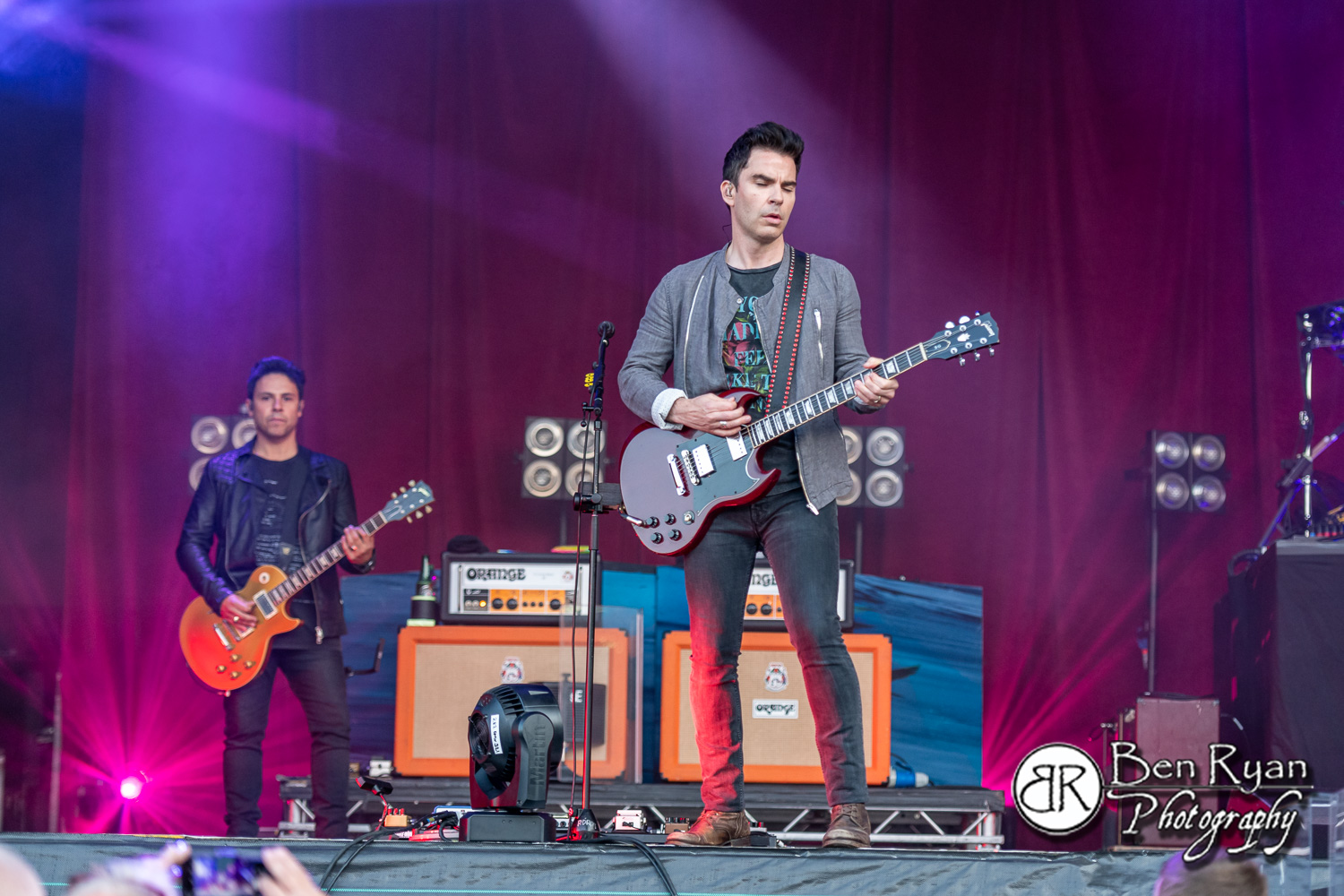 Stereophonics – Trinity College (21 of 30) – Photo- Ben Ryan