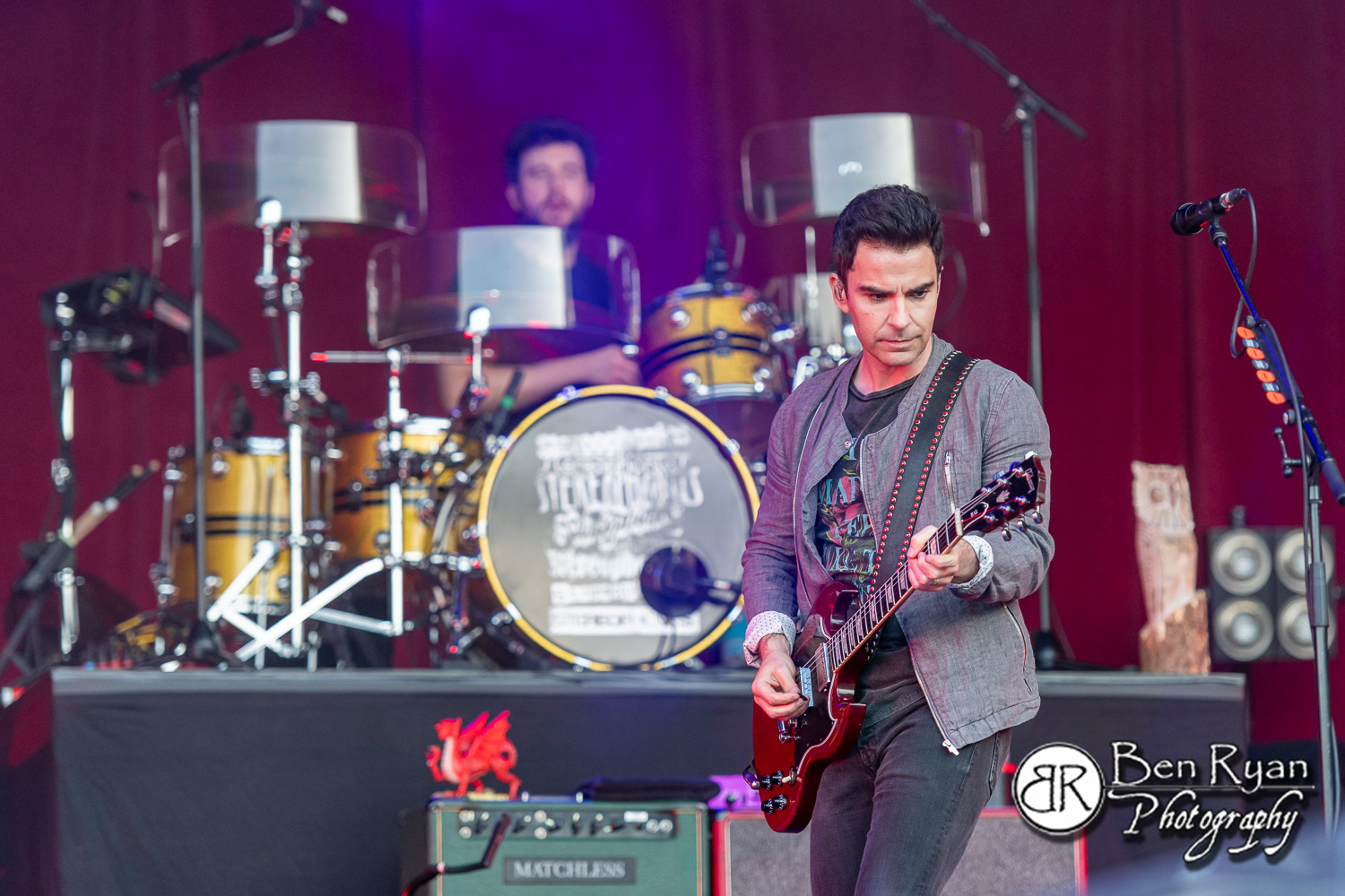 Stereophonics – Trinity College (23 of 30) – Photo- Ben Ryan