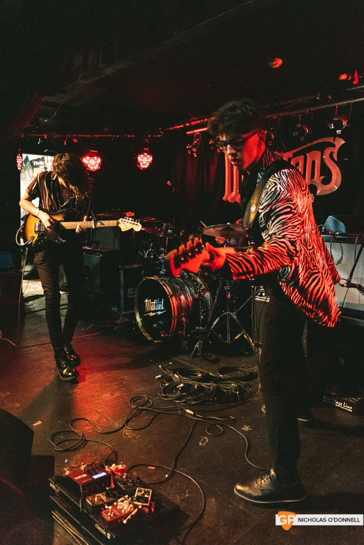 Support 1- Nerves opening for Mattiel in Whelan's. Photos by Nicholas O'Donnell. (3 of 6)