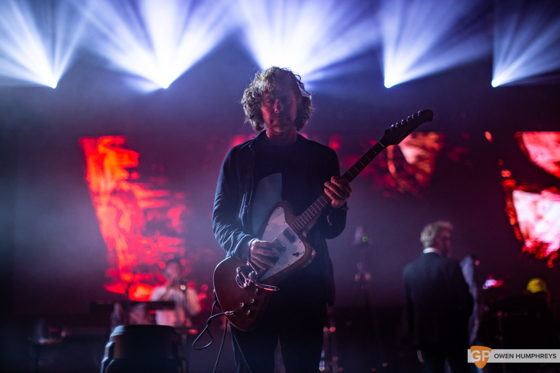 The National at All Together Now 2019. Photo by Owen Humphreys. www.owen.ie