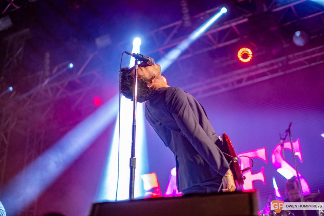 Miles Kane at Electric Picnic 2019. Photo by Owen Humphreys. www.owen.ie