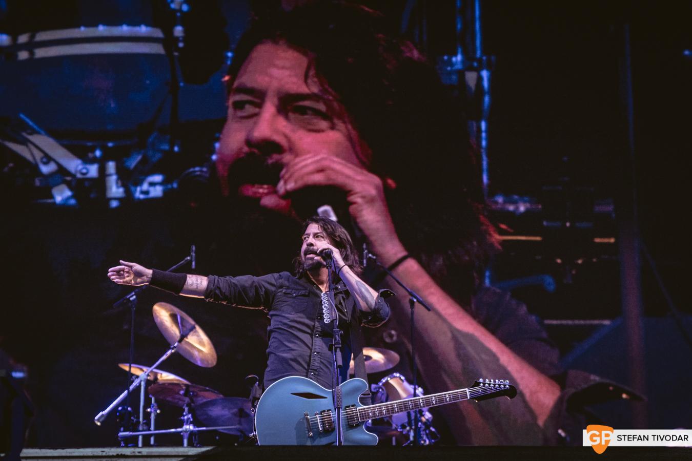 Foo Fighters RDS August 2019 Tivodar 10