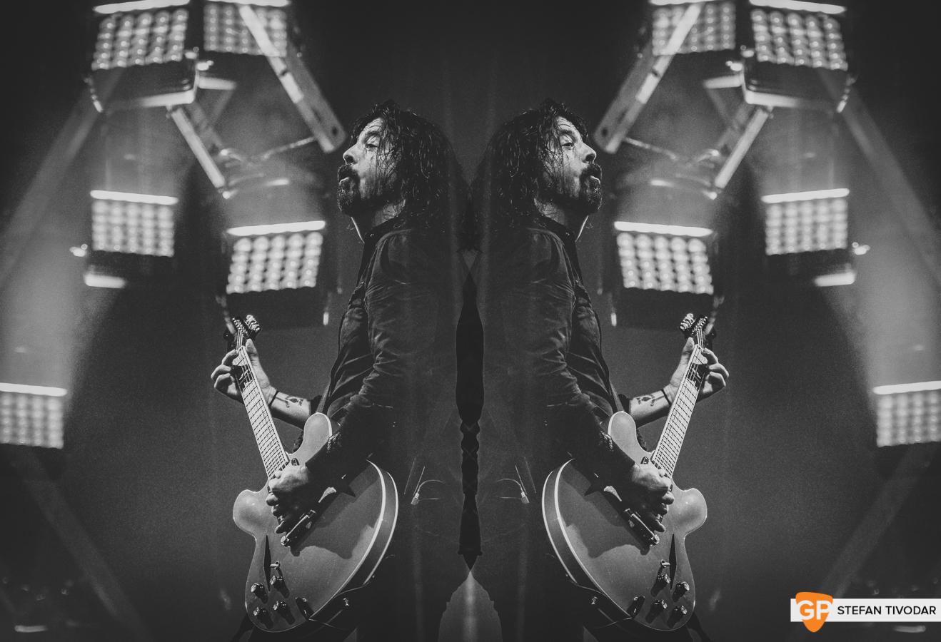 Foo Fighters RDS August 2019 Tivodar 7