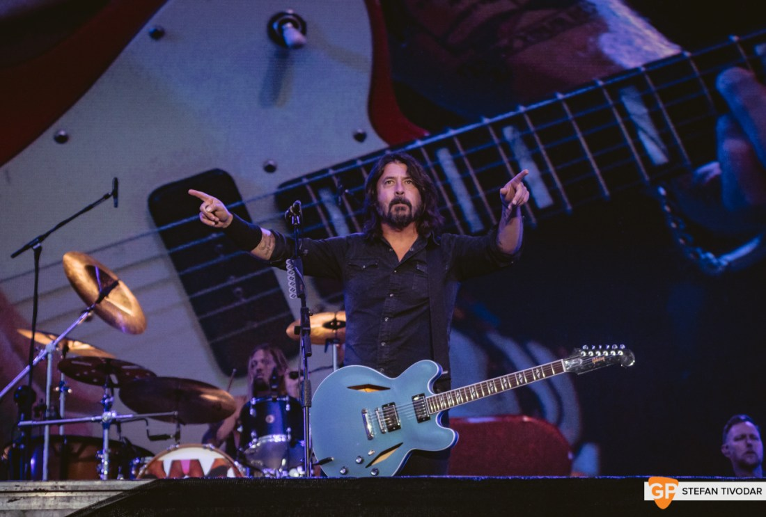Foo Fighters RDS August 2019 Tivodar 9