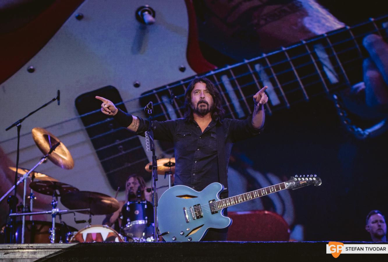 Foo Fighters RDS August 2019 Tivodar 9