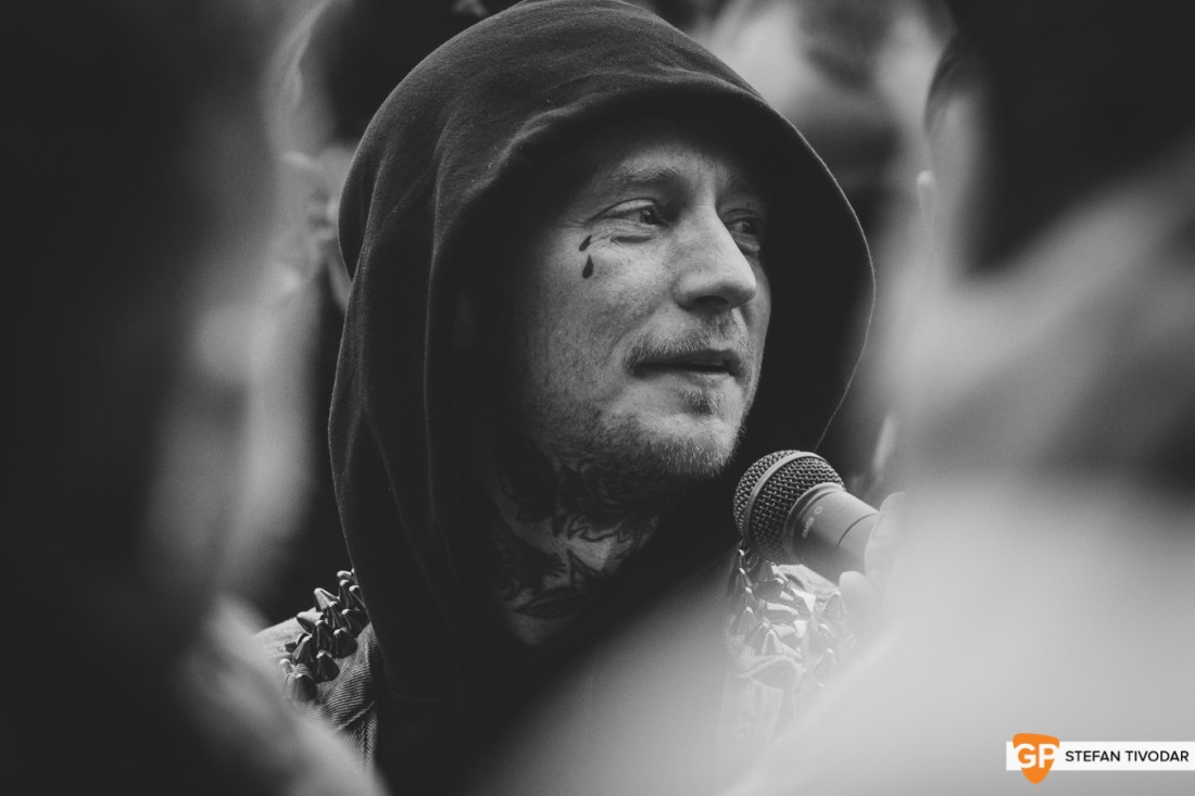 Frank Carter Foo Fighters RDS August 2019 Tivodar 16