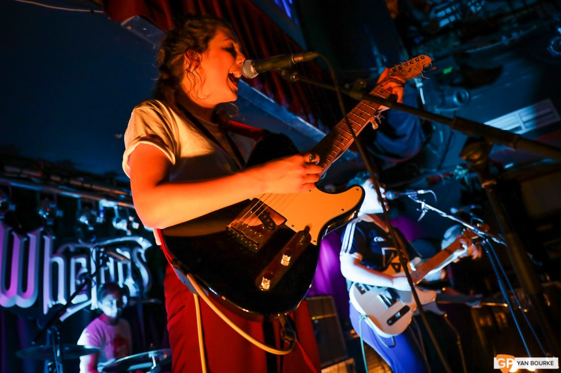 Pillow Queens at We've Only Just Begun in Whelan's on 10 August 2019 by Yan Bourke-20