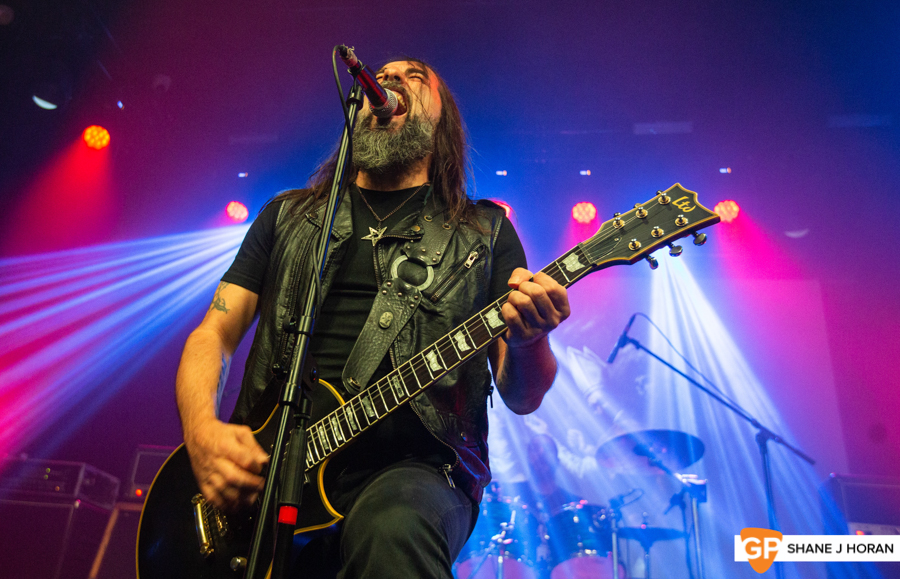 Rotting Christ, Cyprus Avenue, Shane J Horan, 3-8-19