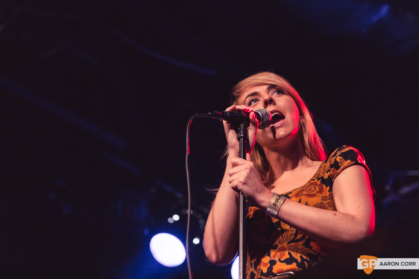 The Claque at Dolans Warehouse (10-08-19) by Aaron Corr-7900