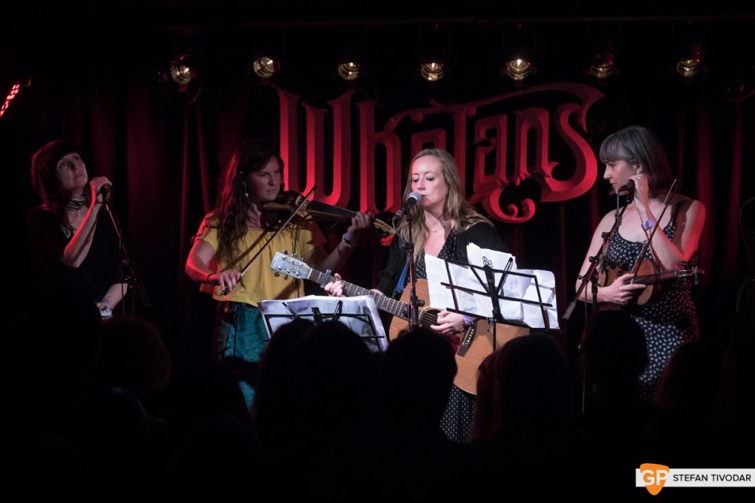 Alice Jago Mic Cristopher's 50th Whelans Tivodar – 1