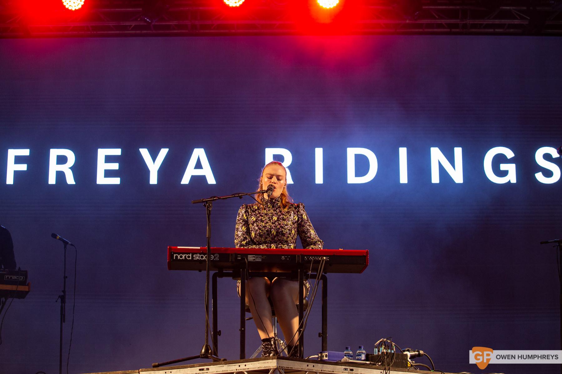 Freya Ridings at Electric Picnic 2019. Photo by Owen Humphreys. www.owen.ie