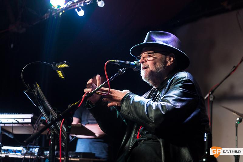 Pere Ubu in The Grand Social 21 September 2019 (2)