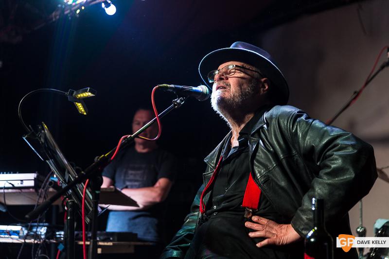 Pere Ubu in The Grand Social 21 September 2019 (5)