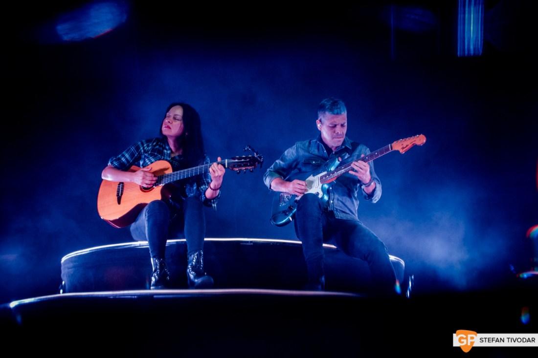 Rodrigo y Gabriela September 2019 Olympia Theatre Tivodar 14