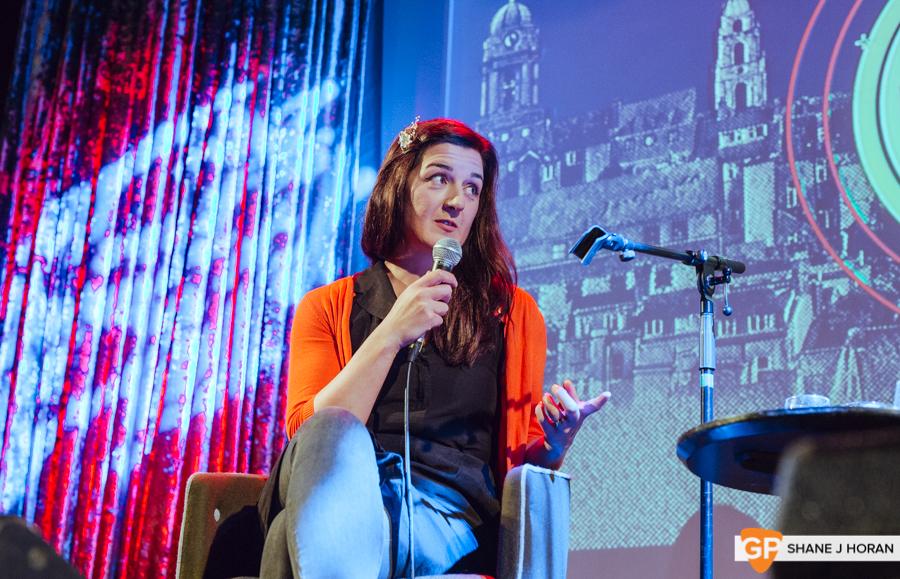 Alison Spittle feat Lily Higgins, Cork Podcast Festival, Kino, Shane J Horan, 11-10-19-11