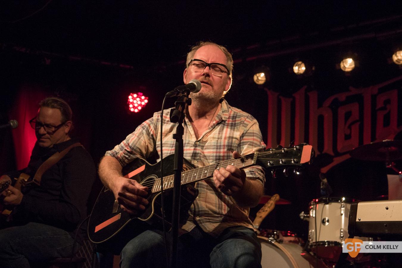 Brian Mooney at Whelan's, Dublin 30.10.2019 Copyright Colm Kelly-8