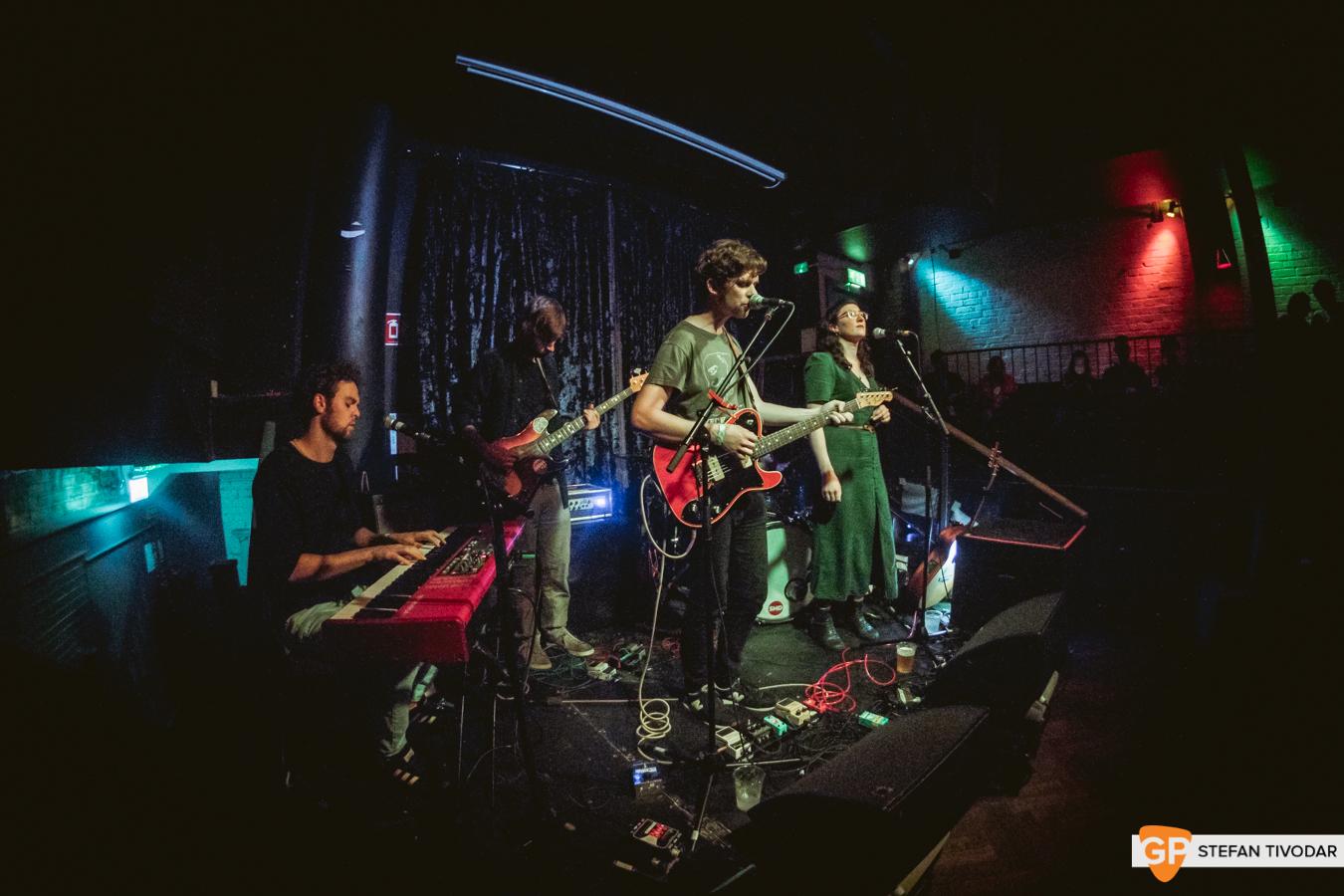 Caoilian Sherlock Ireland Music Week The Grand Social Saturday Tivodar 4