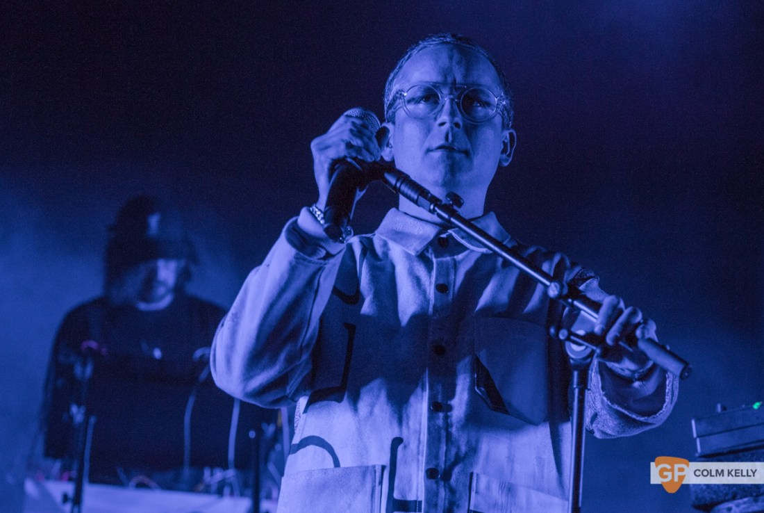 Hot Chip at The Olympia Theatre, Dublin 17.10.2019 Copyright Colm Kelly-195