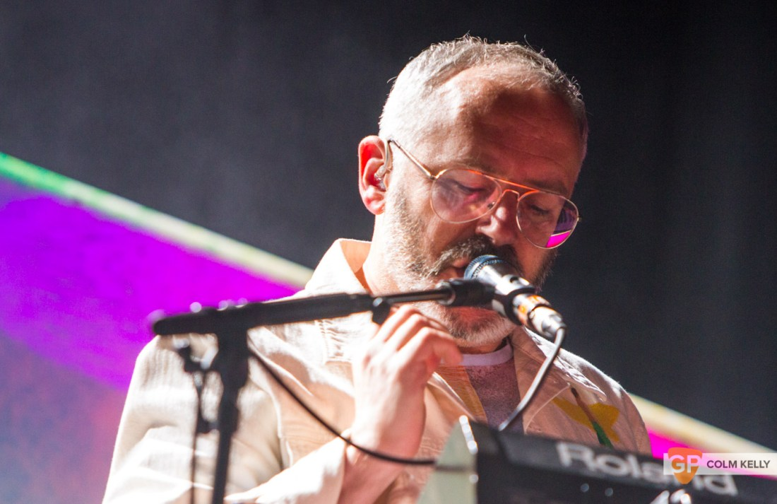 Hot Chip at The Olympia Theatre, Dublin 17.10.2019 Copyright Colm Kelly-200