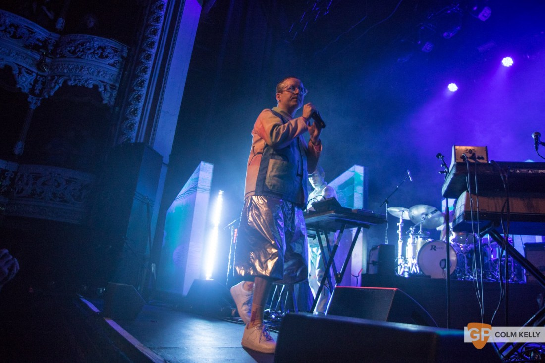 Hot Chip at The Olympia Theatre, Dublin 17.10.2019 Copyright Colm Kelly-96
