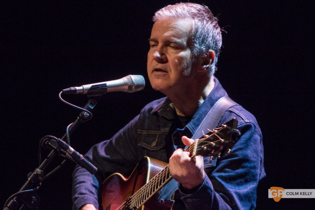 Lloyd Cole at Vicar Steet, Dublin 30.10.2019 Copyright Colm Kelly-4