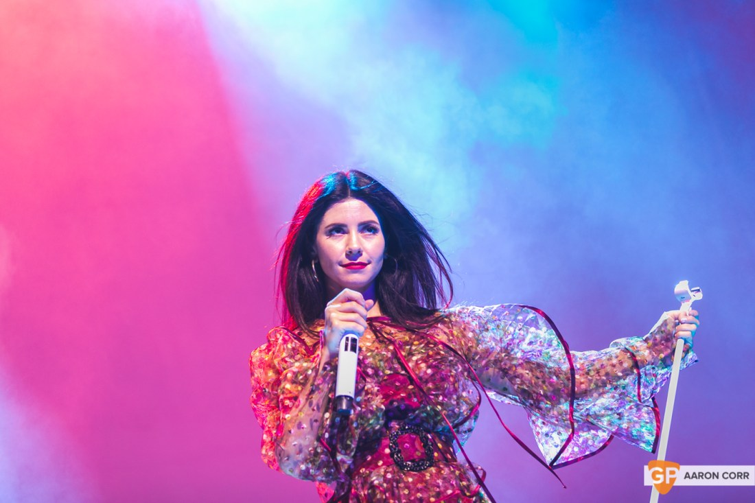 Marina at Olympia Theatre on 30-Oct-2019 by Aaron Corr-4692