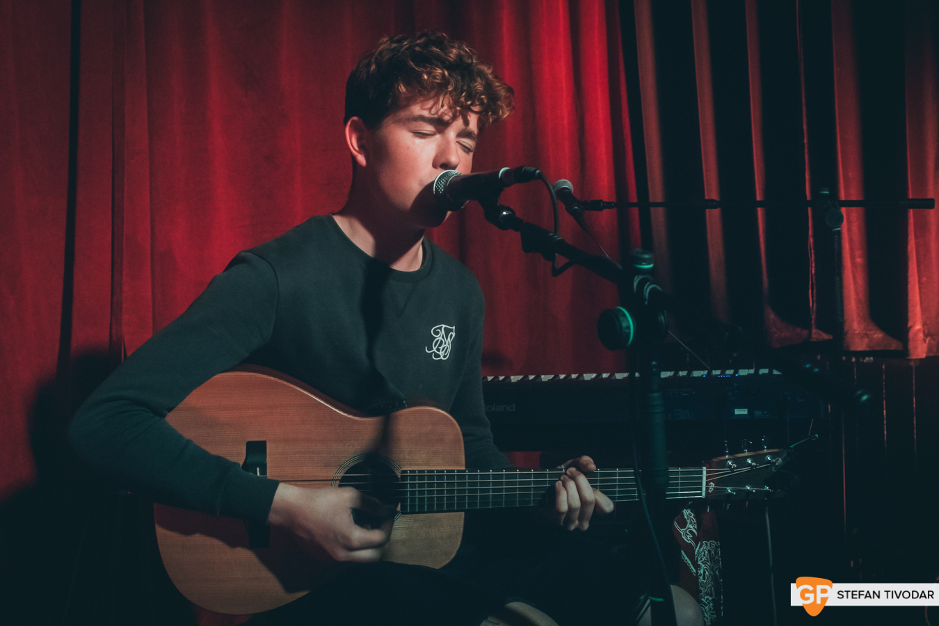 Padraig Cahill The Ruby Session 15 October 2019 3